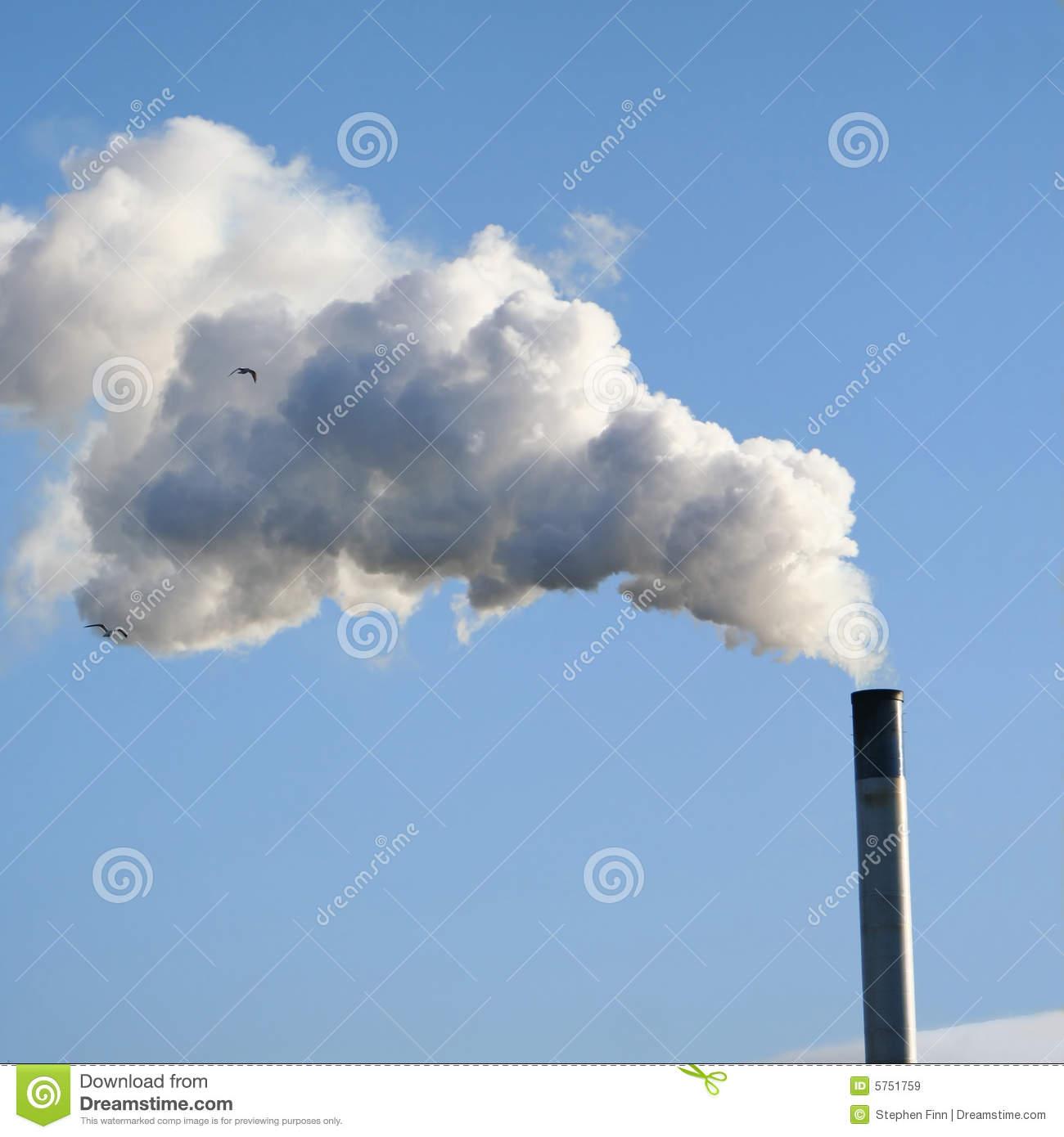Chimney Smoke Clipart.