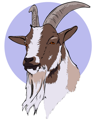 Free Billy Goat Clipart, 1 page of Public Domain Clip Art.