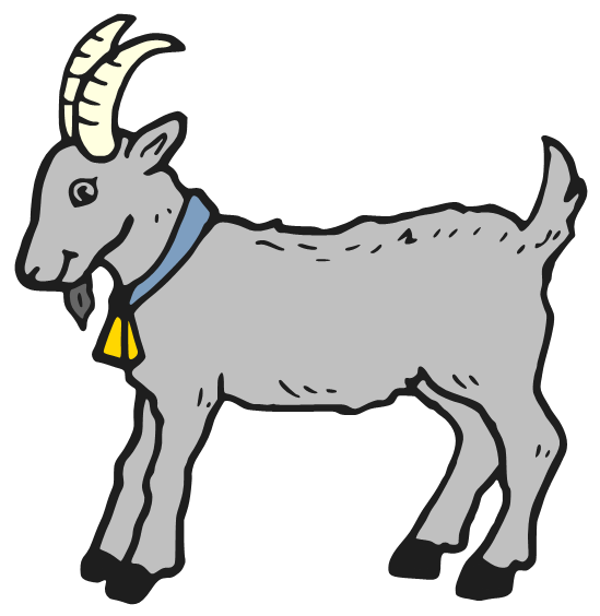 cute billy goat clipart 20 free Cliparts | Download images ...