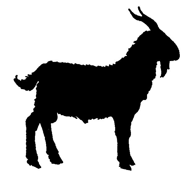Clipart billy goat.
