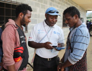 Mobile micro insurance reaching underserved Papua New Guineans — PFIP.