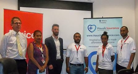 Hausik Insurance Product Launched.