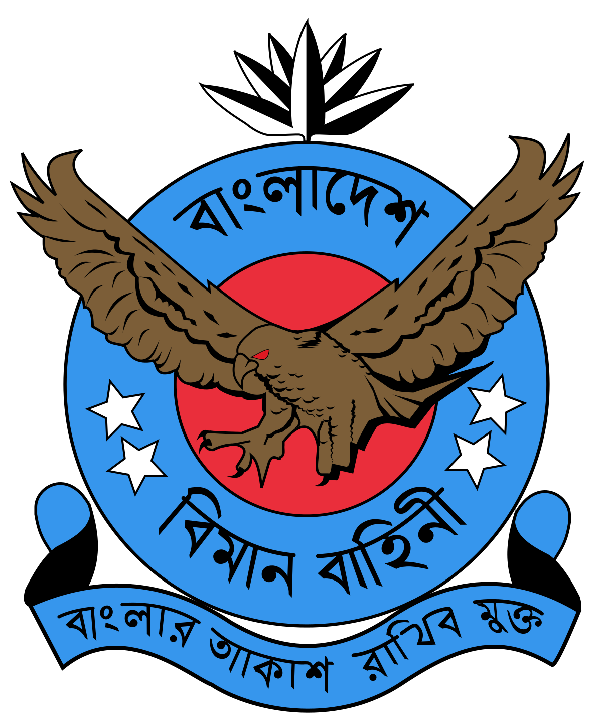 Bangladesh Air Force.