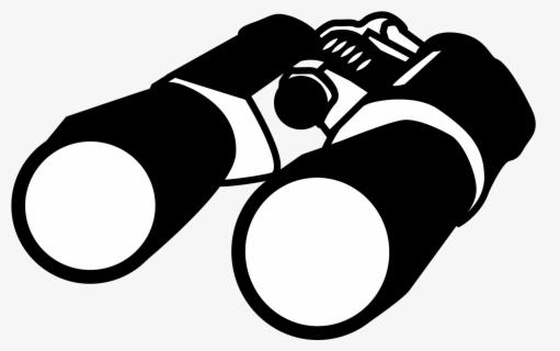 Free Binocular Clip Art with No Background.
