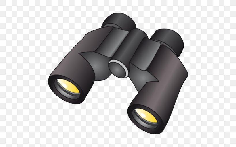 Binoculars Clip Art, PNG, 512x512px, Binoculars, Drawing.