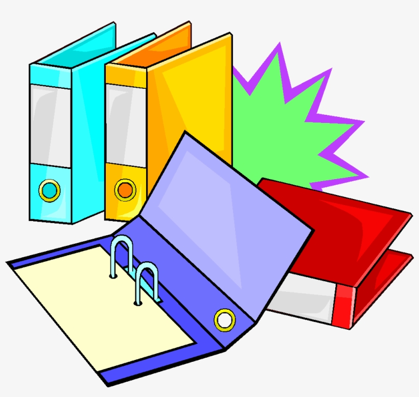 Binder Clip Art Free Binder Cliparts Download Free.