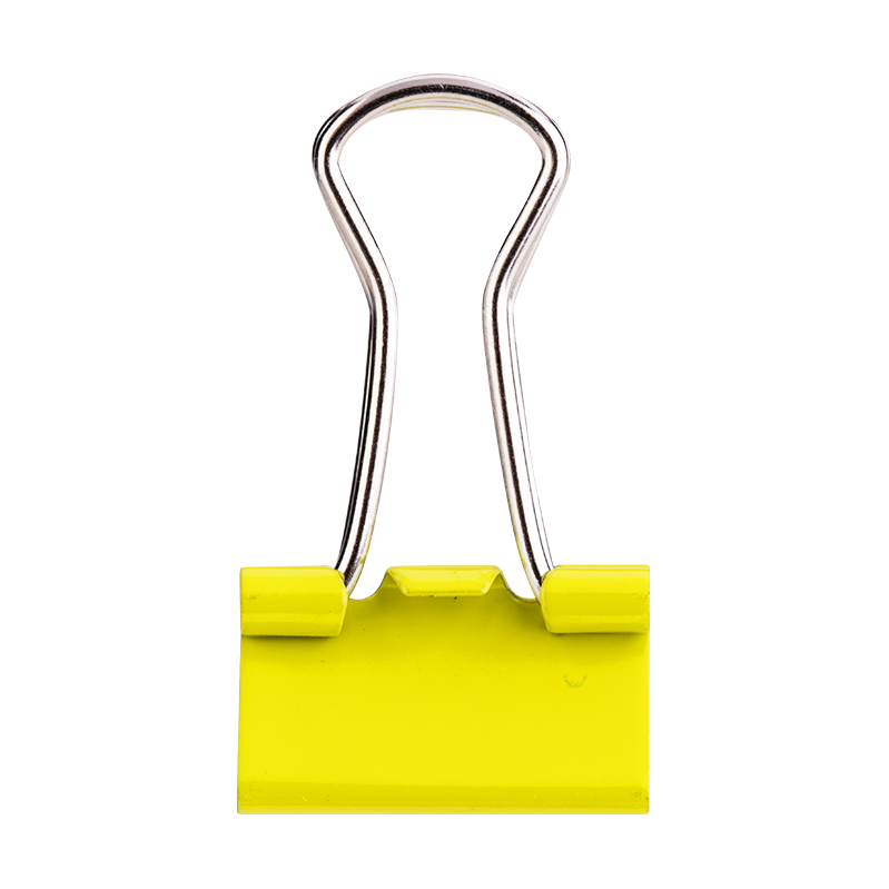 E8557 Color Binder Clips 15mm.