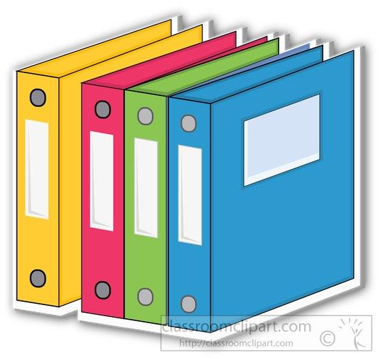 Binder Clip Art & Binder Clip Art Clip Art Images.