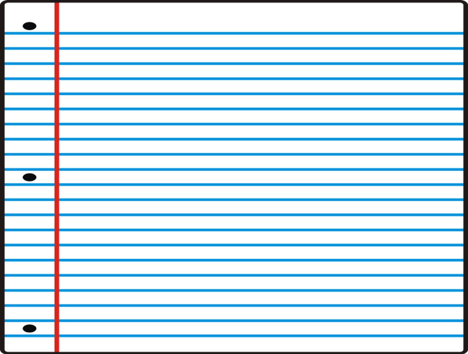 Free Lined Paper Cliparts, Download Free Clip Art, Free Clip.
