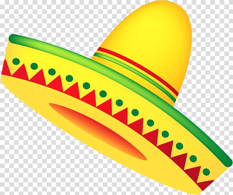 Mexican sombrero hat clipart clipart images gallery for free.