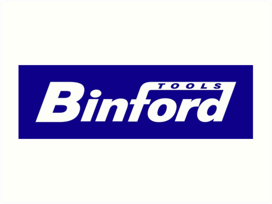 \'Binford Tools\' Art Print by TeesBox.