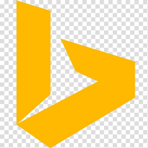 Bing Ads Logo Web search engine, world wide web transparent.