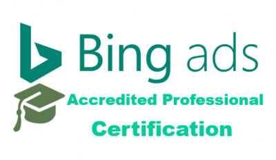 Bing Ads Accredited Professional Exam Answer Guide for Bing Ads Certificate.