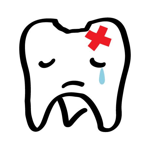 Sad tooth clip art bing images.
