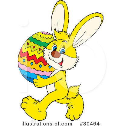 Easter Bunny Clip Art Free.
