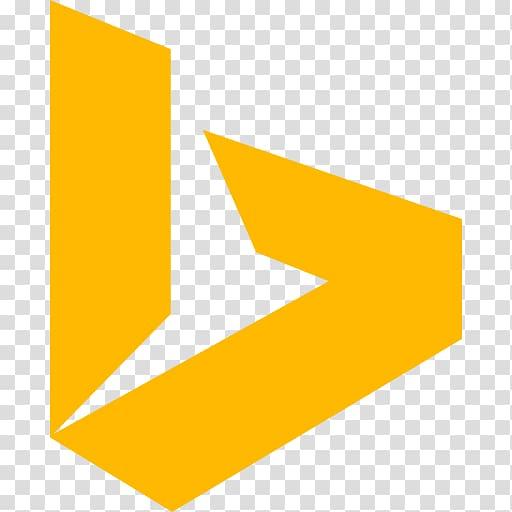 Bing Ads Logo, microsoft transparent background PNG clipart.