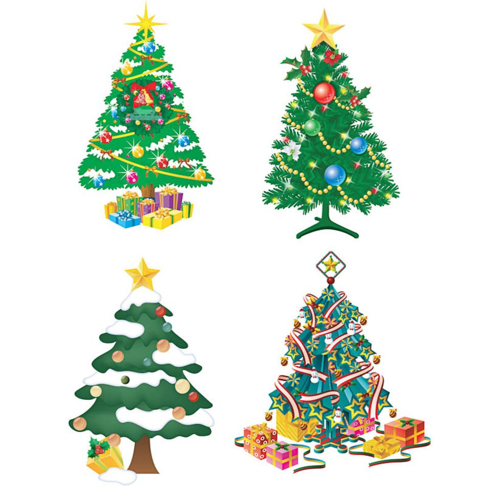 Bing Free Clip Art Christmas Tree free image.