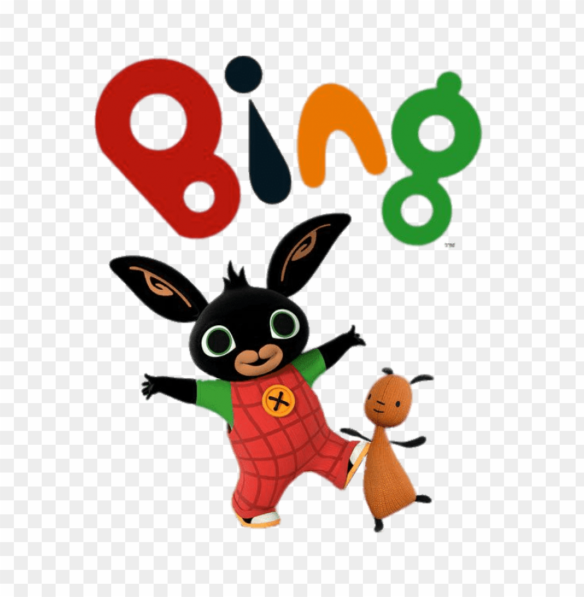 Download bing bunny logo clipart png photo.