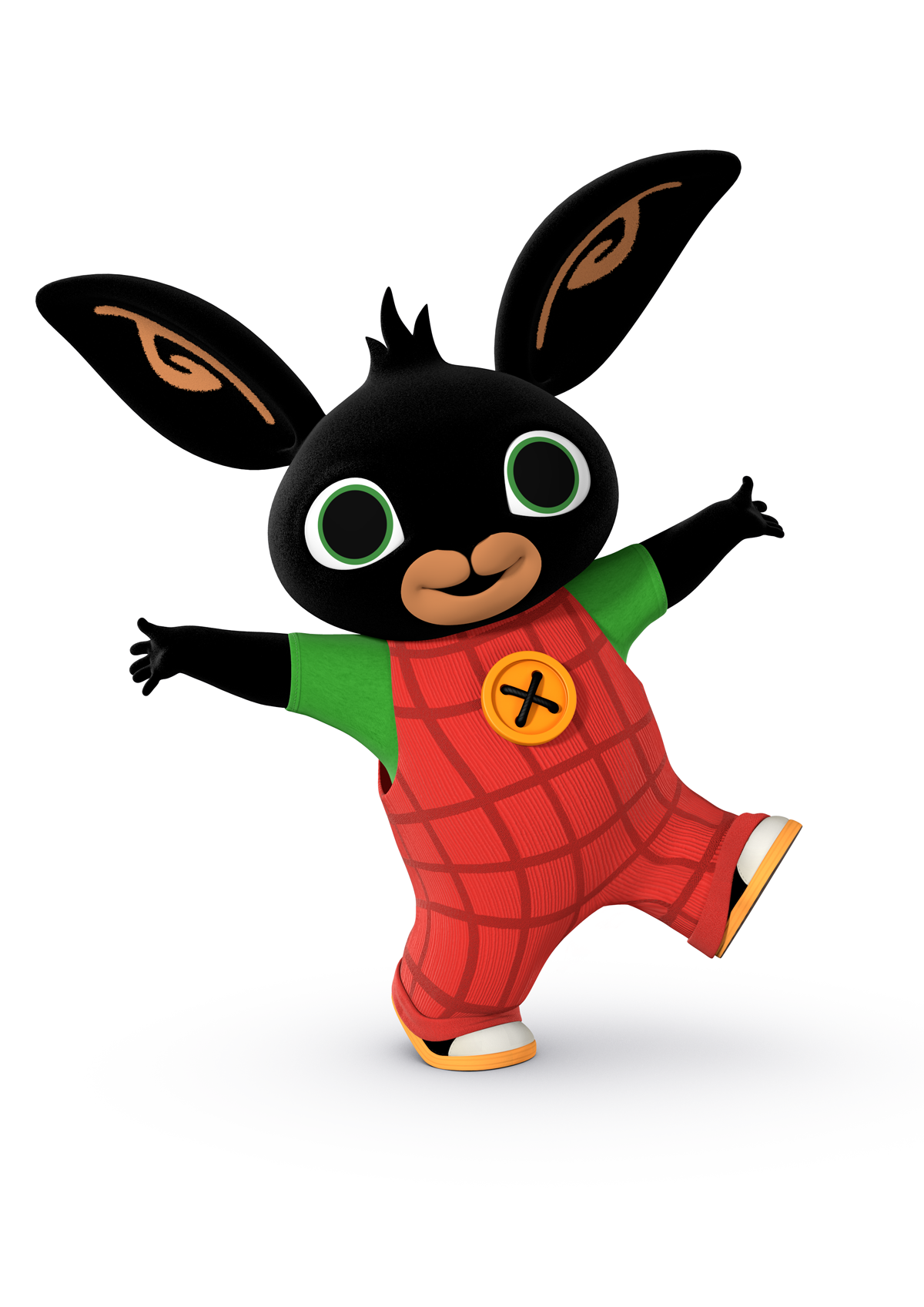 Bing clipart character, Bing character Transparent FREE for.