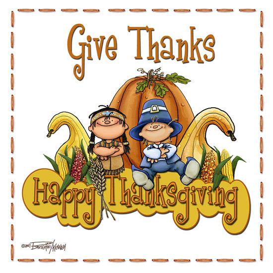 104+ Thanksgiving Clipart Free.