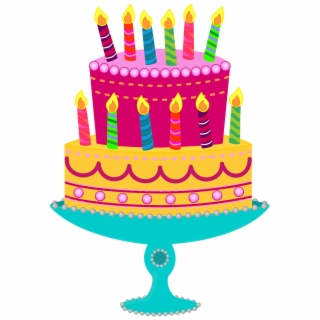 Free Birthday Cake PNG Images & Cliparts.