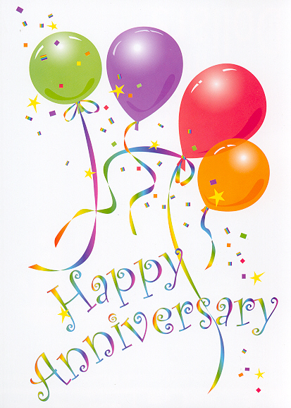 Free Anniversary Clipart Images.