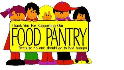 Food Pantry Clip Art Free.