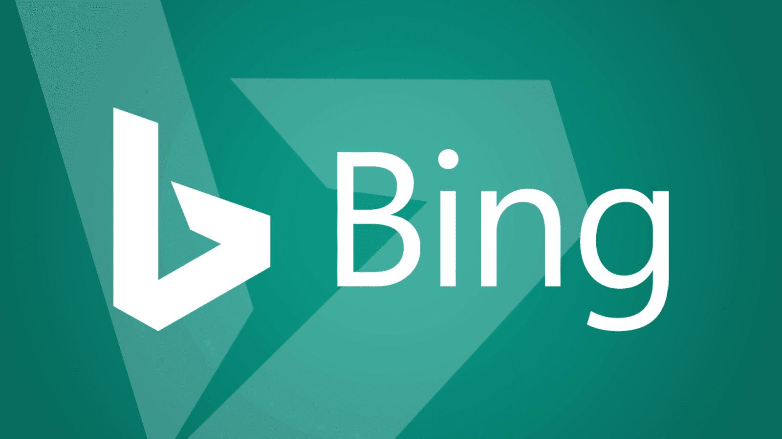 Bing Logo.