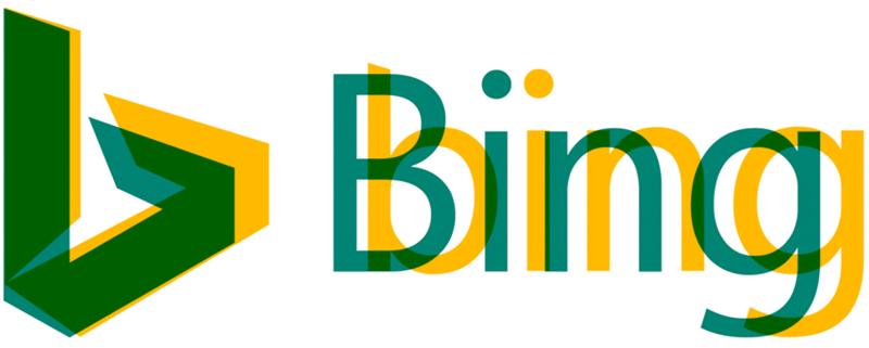 Download Free png New Logo for Bing Logo Bing.