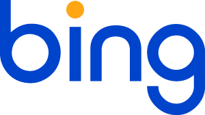 A better Bing logo.