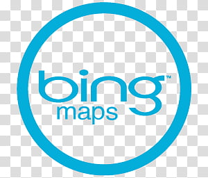 MetroStation, bing maps logo transparent background PNG.