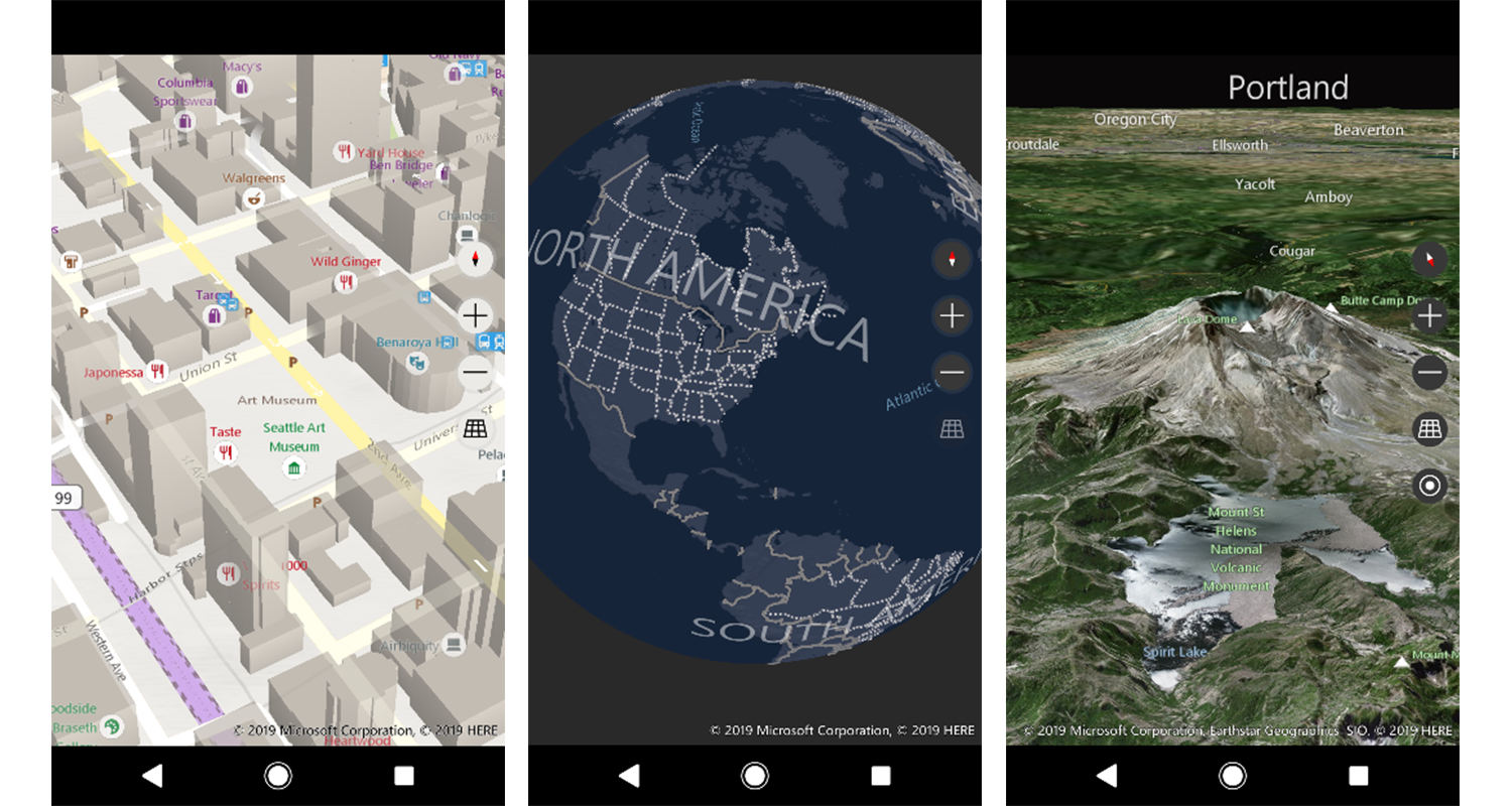Bing Maps SDK Public Preview for Android and iOS Launches Today.