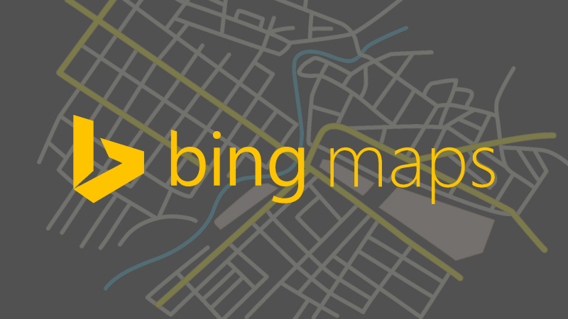 Bing Brings Search To The Forefront Of The New Bing Maps Preview.