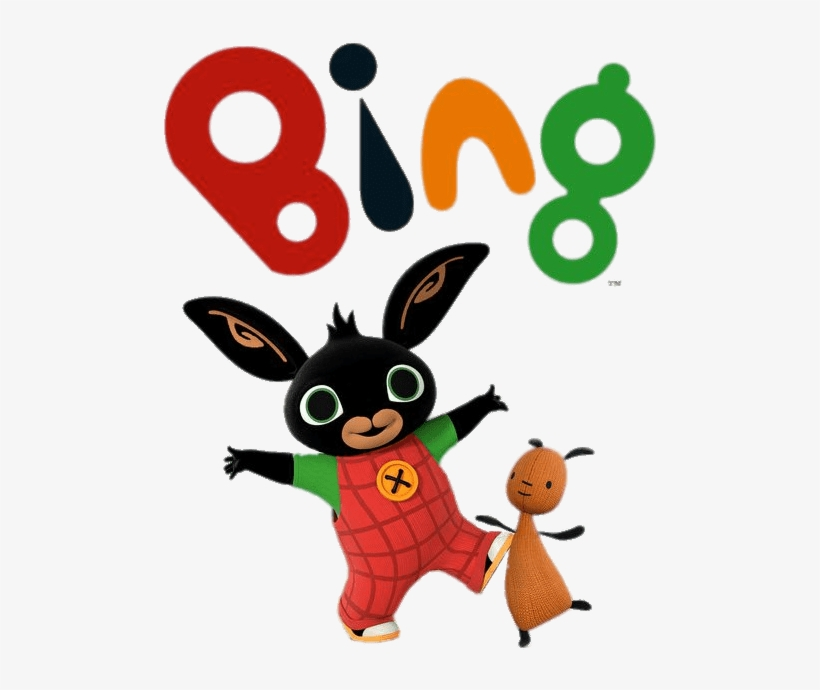 Bing Bunny Logo.