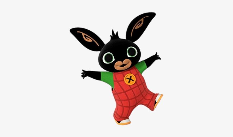 Bing Bunny Dancing.