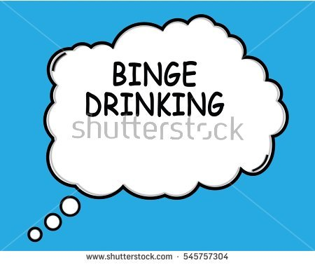 Binge Drinking Stock Images, Royalty.