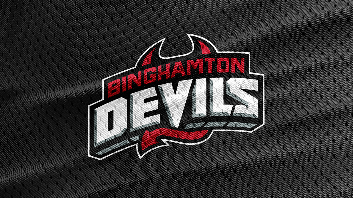 Binghamton Devils on Behance.