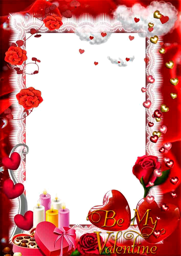 Love Frame PNG Images Transparent Free Download.