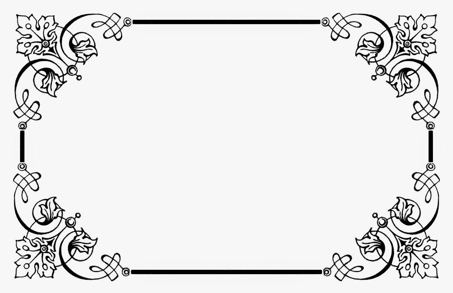 Contoh Desain Bingkai Undangan Pernikahan.