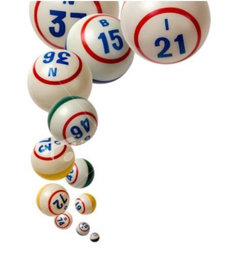 Bingo balls clipart clipartsgram.