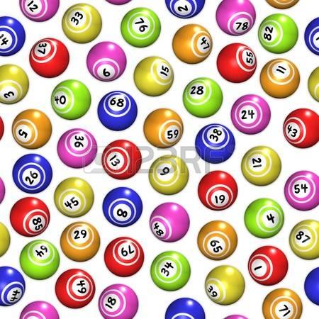 Bingo balls clipart 8 » Clipart Station.