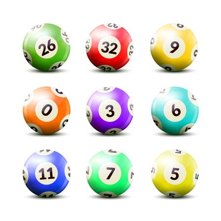 2,447 Bingo Balls Stock Vector Illustration And Royalty Free Bingo.