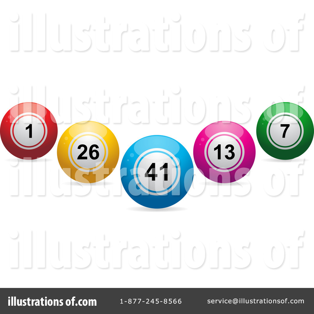 Bingo Balls Clipart #35675.