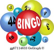 Bingo Balls Clip Art.