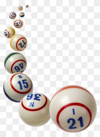Free PNG Bingo Balls Clip Art Download.