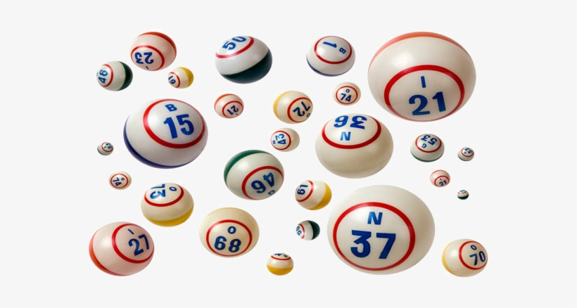 Free Bingo Balls Png.