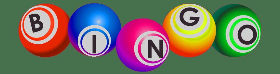Bingo balls transparent PNG image gambling image.