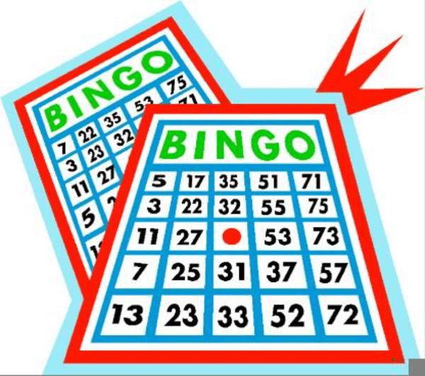Bingo card clipart » Clipart Portal.