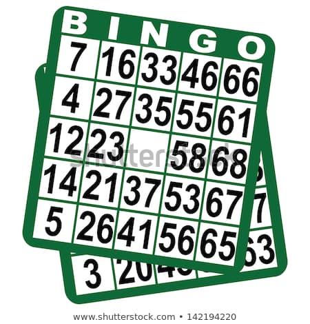 Bingo Cards Free Vector Art.