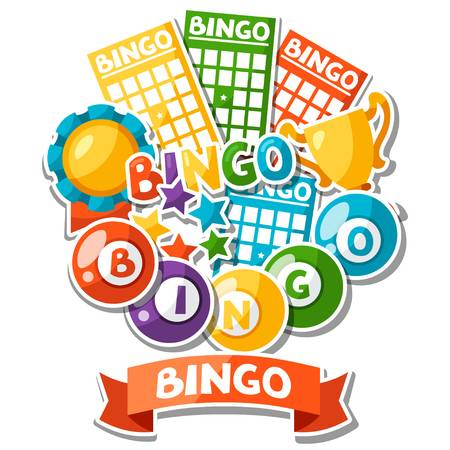 14,253 Bingo Cliparts, Stock Vector And Royalty Free Bingo Illustrations.